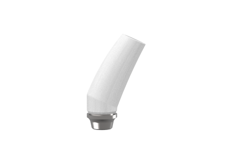 Nobel® Active® compatible Angled Co-Cr custom castable abutments