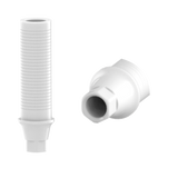 Nobel® Active® compatible plastic custom castable abutments