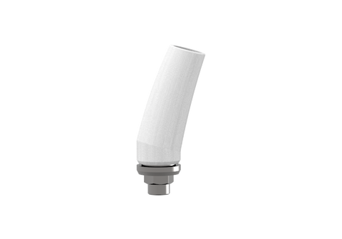 Biomet 3i® Certain® compatible Angled Co-Cr custom castable abutments