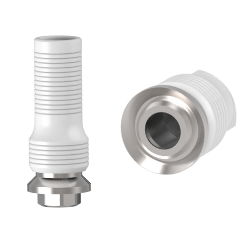 Straumann® Synocta® tissue-level compatible Co-Cr custom castable abutments