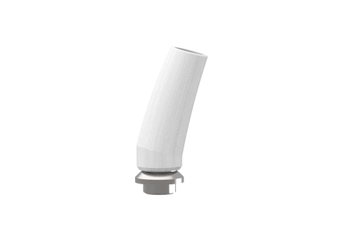 Straumann® Tissue Level® Synocta® compatible Angled Co-Cr custom castable abutments