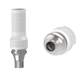 Straumann® BLX compatible Co-Cr custom castable abutments