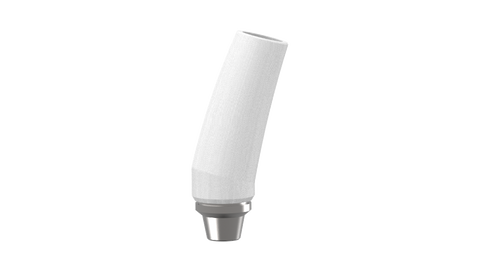 Astra® TX® compatible Angled Co-Cr custom castable abutments