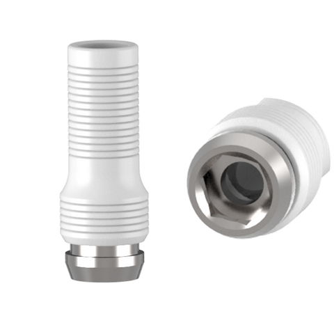 Nobel® Brånemark® compatible Co-Cr custom castable abutments