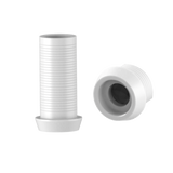Nobel® Brånemark® compatible plastic custom castable abutments