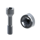 Nobel® Brånemark® compatible titanium abutment screws