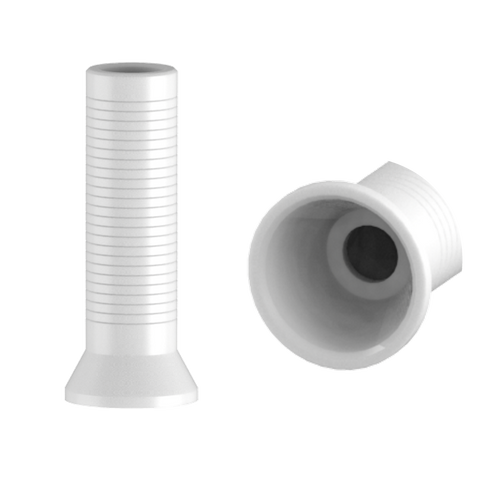 Multi-unit plastic custom castable abutments