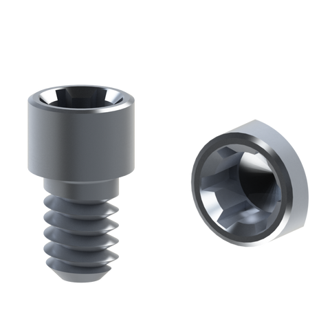 Multi-unit titanium prosthetic screw