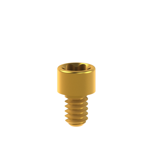 Multi-unit TPA screw for Angled Screw Channels