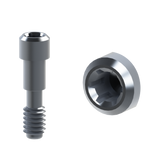 Nobel® Replace® compatible titanium abutment screws
