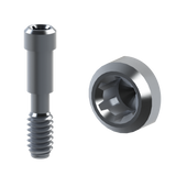 Nobel® Active® compatible titanium abutment screws