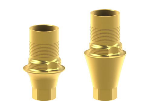 Nobel® Active® compatible interface abutments