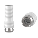 Biomet-3i® External® compatible Co-Cr custom castable abutments