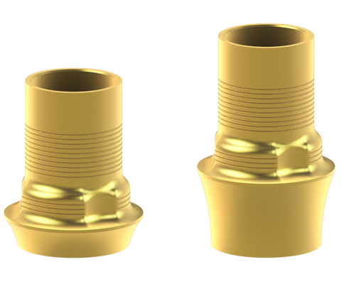 Biomet-3i® External® compatible interface abutments