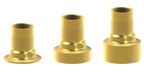 Nobel® Brånemark® compatible interface abutments