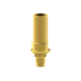 Biomet® 3i® Certain® compatible adjustable interface abutments