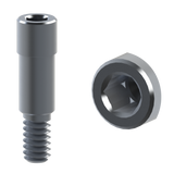 Biomet-3i® Certain® compatible titanium abutment screws