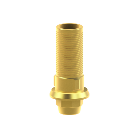 Zimmer® Swissplus® tissue-level compatible adjustable interface abutments