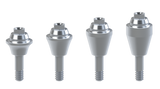 Straumann® BLX compatible straight multi-unit abutments