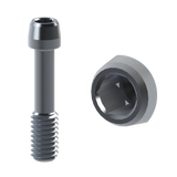 Astra® Osseospeed® compatible titanium abutment screws