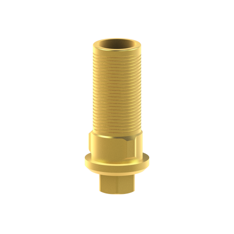 Zimmer® Screw Vent® compatible adjustable interface abutments