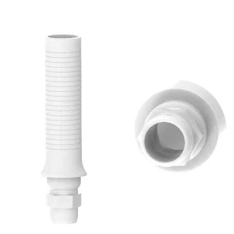 Xive® compatible plastic custom castable abutments