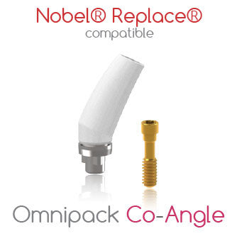 Nobel® Replace® compatible Omnipack Co-Angle