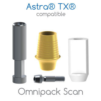 Astra® TX® compatible Omnipack Scan