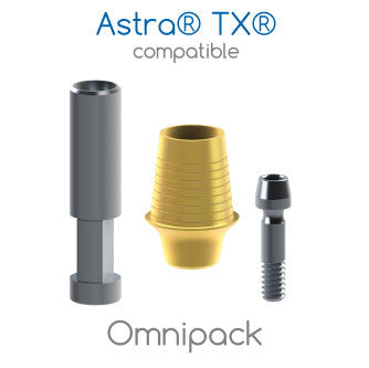 Astra® TX® compatible Omnipack