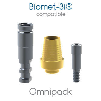 Biomet-3i® Certain® compatible Omnipack