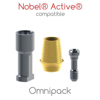 Nobel® Active® compatible Omnipack