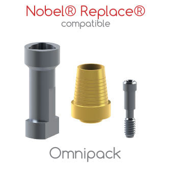 Nobel® Replace® compatible Omnipack
