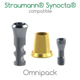 Straumann® Synocta® tissue-level compatible Omnipack