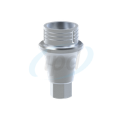 Megagen® anyridge® compatible Co-Cr abutments 3D