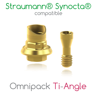 Straumann® Tissue Level® Synocta® Omnipack Ti-Angle – Online-Dental uk