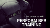 A Quick Guide To Blood Flow Restriction (BFR) Training