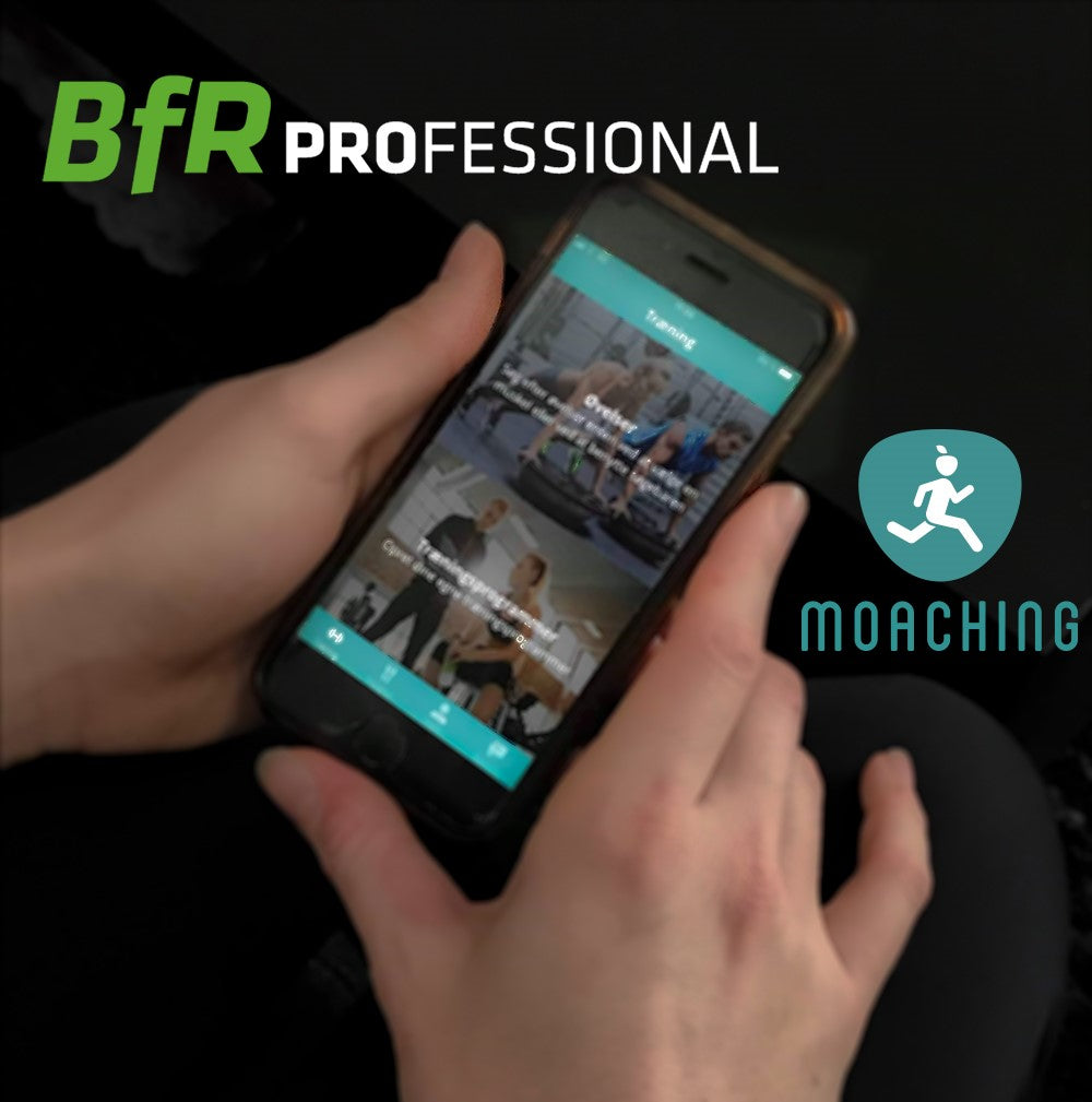 New Partnership: Find BfR Exercises In New Fitness App