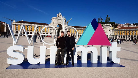 web summit 2017, lisbon, bfr professional, blood flow restriction, occlusion, start-up