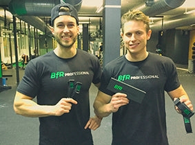 BfR Professional, Lars, Martin, BFR, occlusion training, annual report