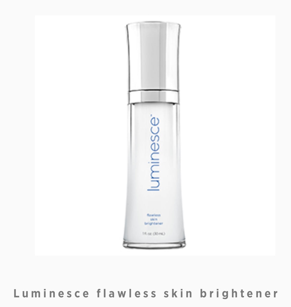 Luminesce flawless skin brightener