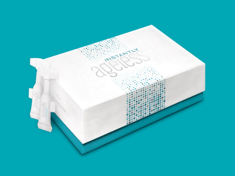2 x Vials - Instantly Ageless cream