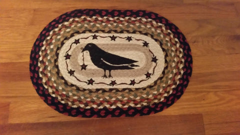 Crow & Star Placemat