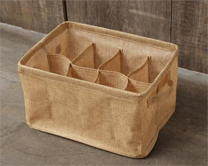 Collapsible Bin-Dividers