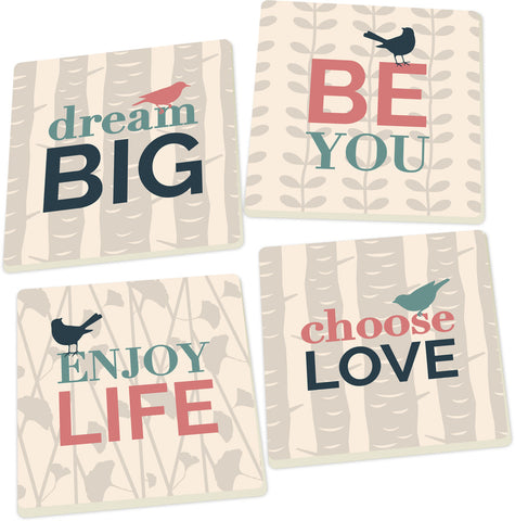 Coaster Set-Be You