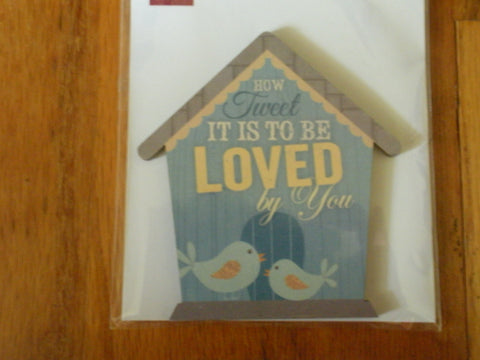 Bird House Magnet