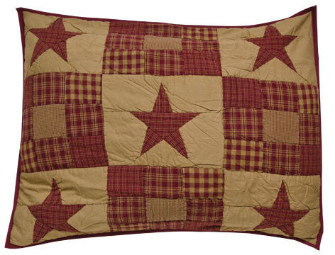 Ninepatch Pillow Sham