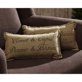 Prancer Pillow Set of 2
