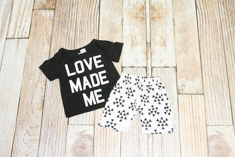 Love Made Me Short Set