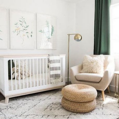 The Nitty Gritty on Non-Toxic Nurseries