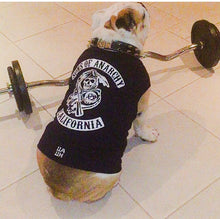Camiseta Sons of Anarchy  UAUH DOGS